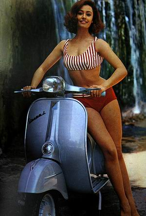 donne in vespa 7
